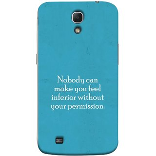 FUSON Designer Back Case Cover for Samsung Galaxy Mega 6.3 I9200 :: Samsung Galaxy Mega 6.3 Sgh-I527 (Permission Motivational Inspirational Saying Quotes)