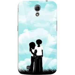FUSON Designer Back Case Cover for Samsung Galaxy Mega 6.3 I9200 :: Samsung Galaxy Mega 6.3 Sgh-I527 (Boyfriend Girlfriend Together Always Evening Life)