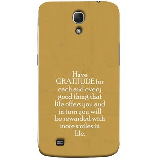 FUSON Designer Back Case Cover for Samsung Galaxy Mega 6.3 I9200 :: Samsung Galaxy Mega 6.3 Sgh-I527 (Life Offer You And In Turn You Will Be Rewarded With )