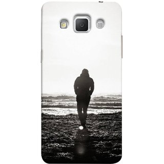 FUSON Designer Back Case Cover for Samsung Galaxy Grand Max G720 (Alone Searching Love Broken Breakup Sunshine )