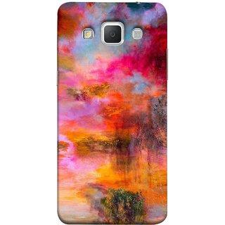 FUSON Designer Back Case Cover for Samsung Galaxy Grand Max G720 (Random Painting Rare Beautiful Husain Chitrakar Nice)