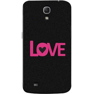 FUSON Designer Back Case Cover for Samsung Galaxy Mega 6.3 I9200 :: Samsung Galaxy Mega 6.3 Sgh-I527 (Love Life Forever Hearts Real Love True Lovers Valentine)