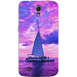 FUSON Designer Back Case Cover for Samsung Galaxy Mega 6.3 I9200 :: Samsung Galaxy Mega 6.3 Sgh-I527 (Country World Asia Africa Cruise Wallpaper Painting)