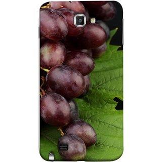 FUSON Designer Back Case Cover for Samsung Galaxy Note N7000 :: Samsung Galaxy Note I9220 :: Samsung Galaxy Note 1 :: Samsung Galaxy Note Gt-N7000 (Nature Farm Wine Organic Farm Agriculture Autumn )
