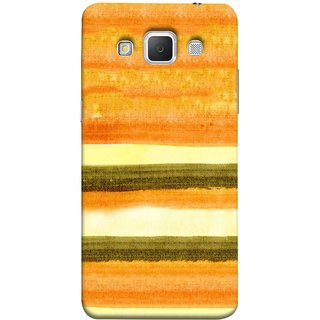FUSON Designer Back Case Cover for Samsung Galaxy Grand Max G720 (Abstract Border Frame With Vintage Background )