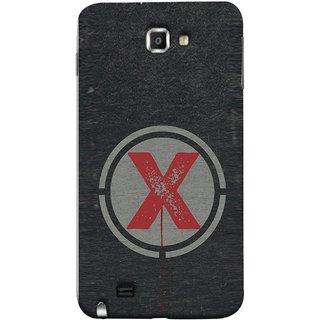 FUSON Designer Back Case Cover for Samsung Galaxy Note N7000 :: Samsung Galaxy Note I9220 :: Samsung Galaxy Note 1 :: Samsung Galaxy Note Gt-N7000 (Abstract Creative Concept Vector Background Illustration X)
