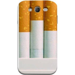 FUSON Designer Back Case Cover for Samsung Galaxy Grand Neo Plus I9060I :: Samsung Galaxy Grand Neo+ (Pack Of Cigarettes With Cigarettes Sticking Out )