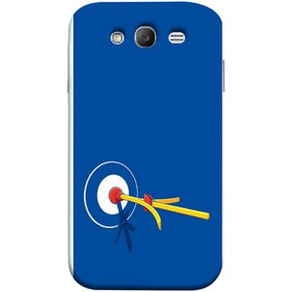 FUSON Designer Back Case Cover for Samsung Galaxy Grand Neo Plus I9060I :: Samsung Galaxy Grand Neo+ (Archery Targets Compound Bow And Arrow)