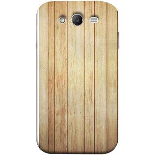 FUSON Designer Back Case Cover for Samsung Galaxy Grand Neo Plus I9060I :: Samsung Galaxy Grand Neo+ (Wood Furniture Table Door Solid Beautiful Art)