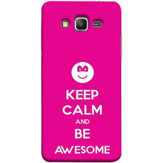 FUSON Designer Back Case Cover for Samsung Galaxy Grand Prime :: Samsung Galaxy Grand Prime Duos :: Samsung Galaxy Grand Prime G530F G530Fz G530Y G530H G530Fz/Ds (Beautiful Hearts Always Stay Silent & Be Goodto Others)