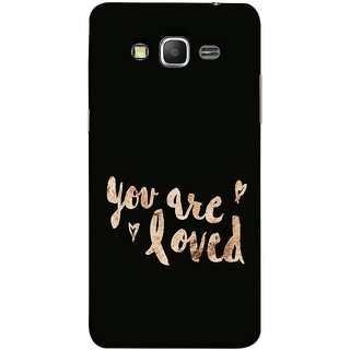 FUSON Designer Back Case Cover for Samsung Galaxy Grand Prime :: Samsung Galaxy Grand Prime Duos :: Samsung Galaxy Grand Prime G530F G530Fz G530Y G530H G530Fz/Ds (Message Couples All God Love You Family Relatives )