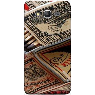 FUSON Designer Back Case Cover for Samsung Galaxy Grand Prime :: Samsung Galaxy Grand Prime Duos :: Samsung Galaxy Grand Prime G530F G530Fz G530Y G530H G530Fz/Ds (Vulcan Superior Sakerhats Tandstickor England Bells)