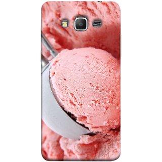FUSON Designer Back Case Cover for Samsung Galaxy Grand Prime :: Samsung Galaxy Grand Prime Duos :: Samsung Galaxy Grand Prime G530F G530Fz G530Y G530H G530Fz/Ds (Best Fresh Strawberry Ice Cream Homemade Recipes)