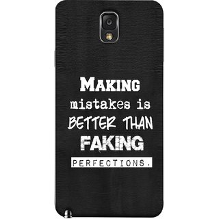 FUSON Designer Back Case Cover for Samsung Galaxy Note 3 :: Samsung Galaxy Note Iii :: Samsung Galaxy Note 3 N9002 :: Samsung Galaxy Note 3 N9000 N9005 (Motivational Inspirational Saying Quotes Words Big)