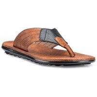 Chris & Kate Tan Casual Sandals For Men