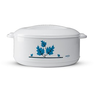 Milton Casseroles ORCHID 2500/ 2360 Ml WHITE
