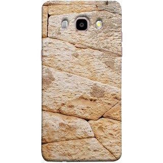 FUSON Designer Back Case Cover for Samsung Galaxy J5 (6) 2016 :: Samsung Galaxy J5 2016 J510F :: Samsung Galaxy J5 2016 J510Fn J510G J510Y J510M :: Samsung Galaxy J5 Duos 2016 (Irregular Shapes Ancient Different Sizes Wallpaper)