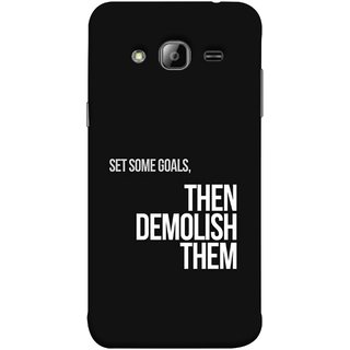 FUSON Designer Back Case Cover for Samsung Galaxy J7 J700F (2015) :: Samsung Galaxy J7 Duos (Old Model) :: Samsung Galaxy J7 J700M J700H  (Motivational Inspirational Saying Quotes Words Big)