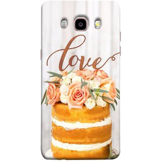 FUSON Designer Back Case Cover for Samsung Galaxy J7 (6) 2016 :: Samsung Galaxy J7 2016 Duos :: Samsung Galaxy J7 2016 J710F J710Fn J710M J710H  (Comes True Love You Forever Valentine Couples Lovers)