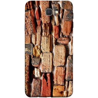 FUSON Designer Back Case Cover for Samsung Galaxy J7 Prime (2016) (Irregular Shapes Ancient Different Sizes Wallpaper)