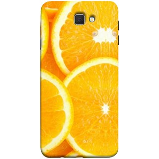 FUSON Designer Back Case Cover for Samsung Galaxy J7 Prime (2016) (Lemon Agriculture Background Bud Candy Cell)