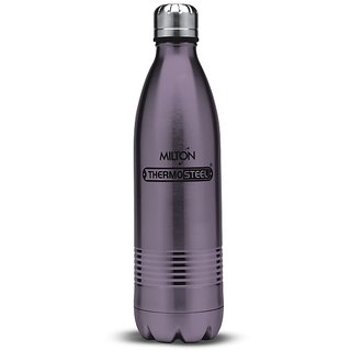 Milton Insulated Steel Bottles THERMOSTEEL DUO 500 Ml DLX PURPLE