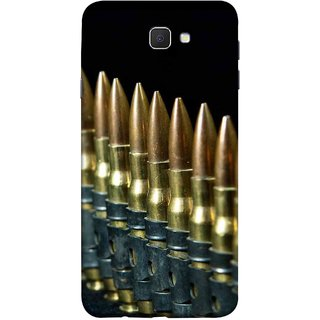FUSON Designer Back Case Cover for Samsung Galaxy J7 Prime (2016) (Gun Control Aurora Rounds Ammunition Bullets Guns Ammo)