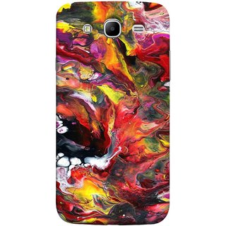 FUSON Designer Back Case Cover for Samsung Galaxy Mega 5.8 I9150 :: Samsung Galaxy Mega Duos 5.8 I9152 (Art Gallery Style Wallpaper Wow Perfect Wall Paint)