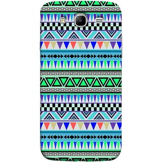 FUSON Designer Back Case Cover for Samsung Galaxy Mega 5.8 I9150 :: Samsung Galaxy Mega Duos 5.8 I9152 (Tribal Patterns Colourful Eye Catching Verity Different )