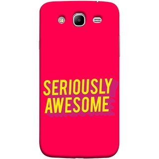 FUSON Designer Back Case Cover for Samsung Galaxy Mega 5.8 I9150 :: Samsung Galaxy Mega Duos 5.8 I9152 (Take Your Dreams Seriously Very Beautiful Best )