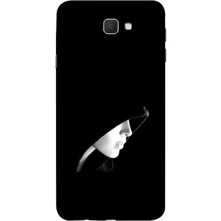 Buy FUSON Designer Back Case Cover for Samsung Galaxy J7 Prime (2016)  (Lover Girly Lady Women Fashion Female With Burkha ) Online   ₹520 from  ShopClues d766a67c55