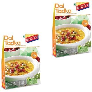 Bikano Dal Tadka 300g RTE (Pack of 2)