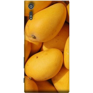 FUSON Designer Back Case Cover for Sony Xperia XR (Jungle Sweet Villages Fruits Hapoos Langda )