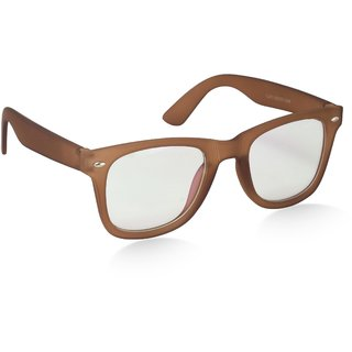 Laurels Dexter II Men Clear Color Spectacle Sunglasses Sunglass (LSP-DXTR-II-010909)