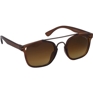 0664944a5e4 Buy Laurels Maestro Men Brown Color Wayfarer Sunglass (LS-MAS-090909 ...