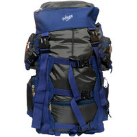 Donex 40-50 L Polyester Black & Navy Rucksacks