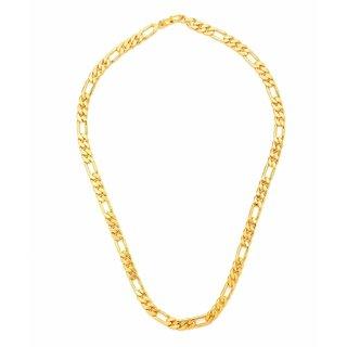 GOLD PLATED designer chain (SACHIN TENDULKAR STYLE) for men in 21 Inch length