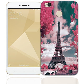 sneakers for cheap 1b837 07475 Tadpole Designer Back Cover for Redmi 4/ 3D Printed Back Cover for Redmi 4/  Redmi 4 Back Cover With 3D Pattern