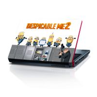 Funy Despicable Me 2 15.6 Inches Laptop Skin By Shopkeeda