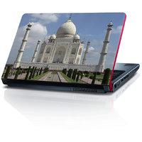 Beautiful Picture Of Taj Mahal 15.6 Inches Laptop Skin By Shopkeeda