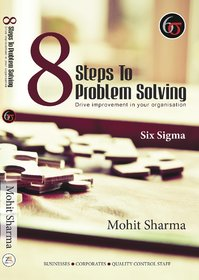 8 Steps to Problem Solving  Six Sigma