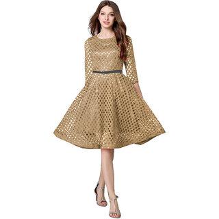 Stylelead Fashion Maxican Flare & Fit Chiku Dress