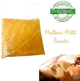200 Gram Multani Mitti , fuller's earth powder, 100 Percent Natural , High Quality, Pure, Original