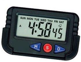 Universal Car Dashboard / Office Desk Alarm Clock
