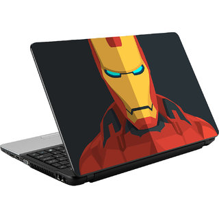 N/A Iron man Vinyl Laptop Skin