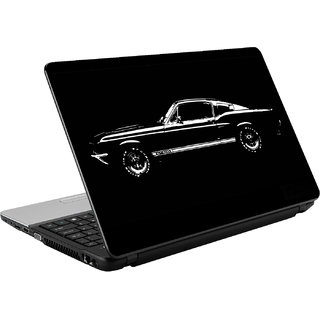 N/A Car Vinyl Laptop Skin