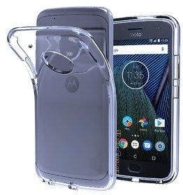 Motorola moto C plus Transparent back cover