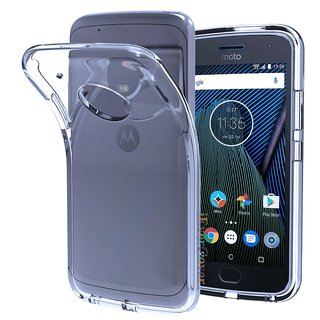 Motorola moto C plus Transparent back cover