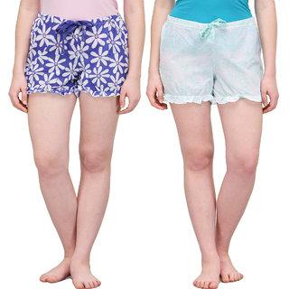 KOTTY Pack of 2pc Every Night Sleep Shorts