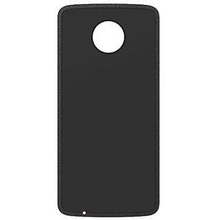 Motorola Moto C  plus back cover black